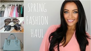 SPRING FASHION HAUL [& Try On]