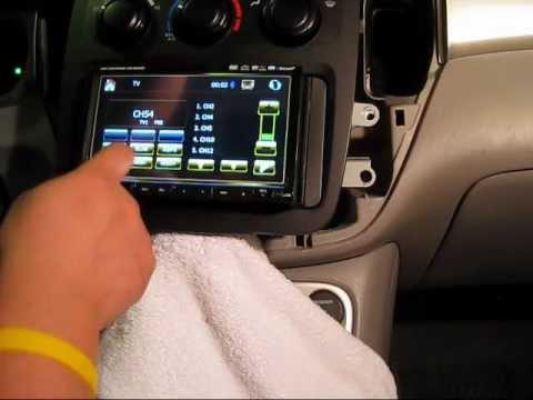 eBay Bought EONON DVD GPS Radio TV Antenna Installation