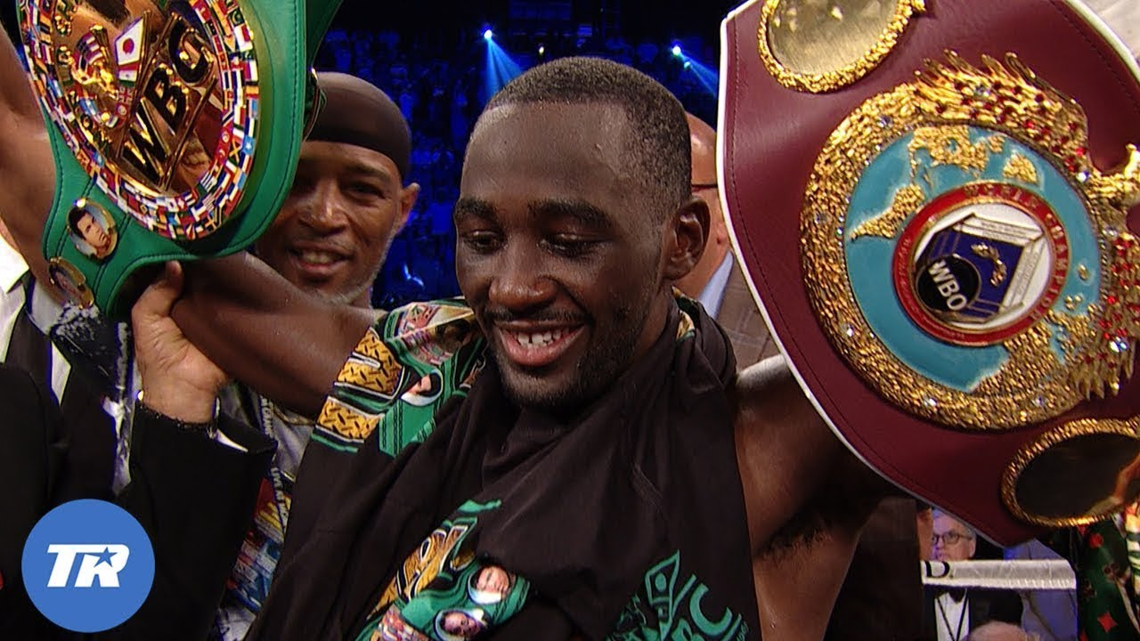 Terence Crawford vs Viktor Postol   FREE FIGHT ON THIS DAY