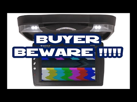 Rockville Car Audio products BUYER BEWARE !!!!!!