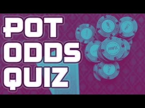 The Pot Odds Quiz + Answers | SplitSuit
