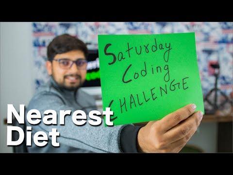 Nearest Diet Challenge - 1000 INR Prize