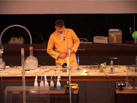 The Chemistry of Light 14 - Magnesium Flash Powder
