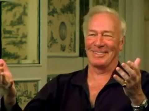 Christopher Plummer on method vs. classical acting (Part 14 of 44)