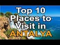 Download Top 10 places to visit in Antalya Turkey MP3,3GP,MP4