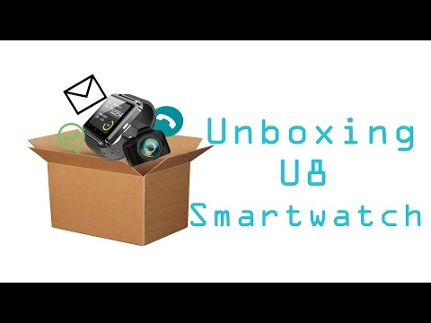 U8 Smart Watch Unboxing & Review    Best Affordable Bluetooth Smartwatch Under Rs 550/-