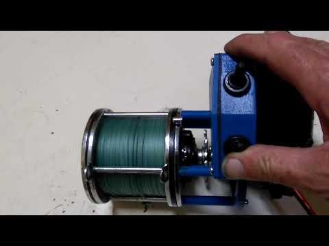 Penn 114 electric reel