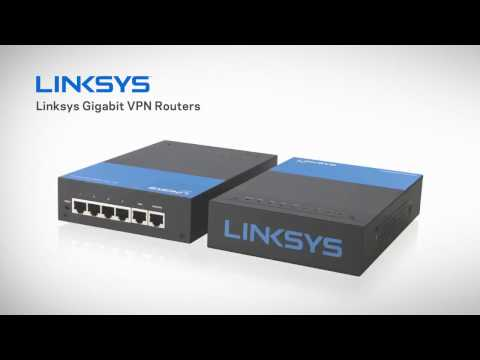 Linksys VPN Routers