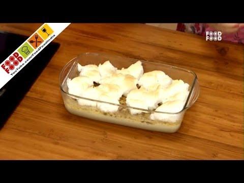 Egg And Bread Pudding - Mummy Ka Magic
