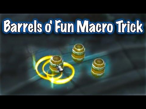 Barrels o' Fun Easy Mode World Quest (WoW)