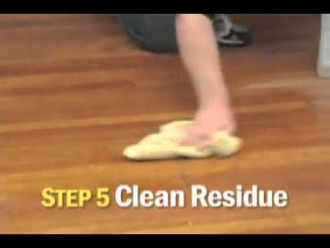 How to add New Life to Hardwood Floors with ZAR® ULTRA Max Floor Rejuvenator