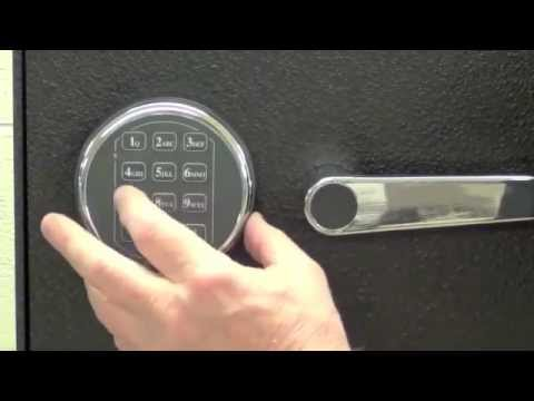 How to Change the Code on Electronic Lock