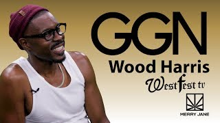 """Wood Harris Talks Breaking Into Hollywood, Balling Above the Rim, and """"The Wire"""" 