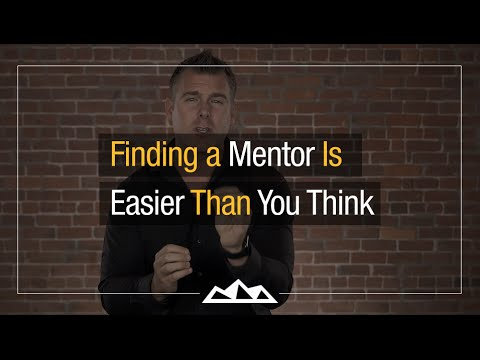 Finding a Mentor Is Easier Than You Think | Dan Martell