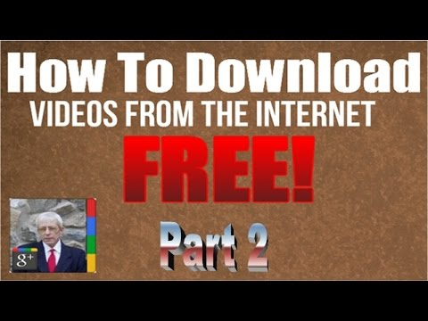 How To Download Videos From The Internet Free - With RealPlayer