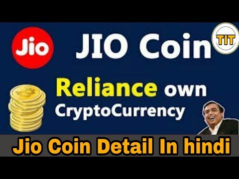 Jio Own CryptoCurrency || Reliance Jio Coin || Based On Blockchain Technology  || By Tech in Track