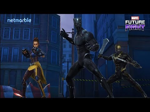 Marvel Future Fight Part 62 - Update 3.8 Coming Tonight, Get Ready For Black Panther EXTREME!
