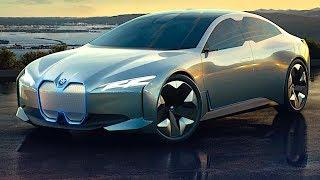 BMW i Vision Dynamics World Premiere Video BMW Electric Self Driving Car CARJAM TV HD