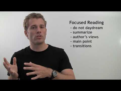 LSAT Prep Tips, Advice & Materials for Reading Comprehension Skills and Speed