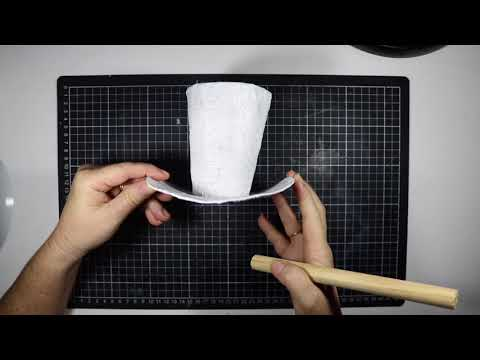 How To Create A Mad Hatters Hat – Paper Mache
