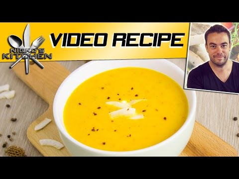 How to make Pumpkin Soup