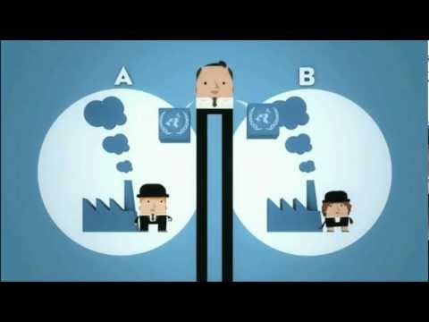 How does the emission trading scheme work?