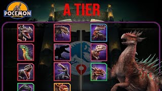 2 hours, 4 minutes) Jurassic World Alive Dino Showcase Video
