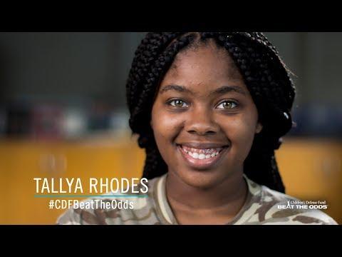 Tallya Rhodes: 2017 Beating the Odds in Washington D.C.