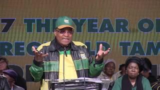 Jacob Zuma says ANC stalwarts