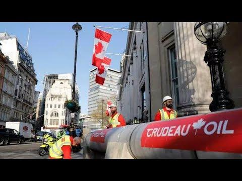 Trudeau Government Spends Billions to Acquire Tar Sands Pipeline in Canada