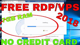 How To Get Free VPS/RDP Without Card Working 100% - PakVim net HD