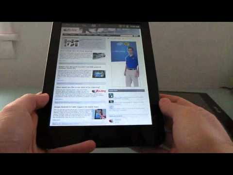 Velocity Micro Cruz T408 and T410 Android tablets