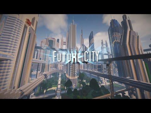 Minecraft - Future City [4.0]
