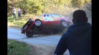 52.Aquaprofit Mecsek Rallye & A-Híd Mecsek Rallye Sprint 2018.action&crash