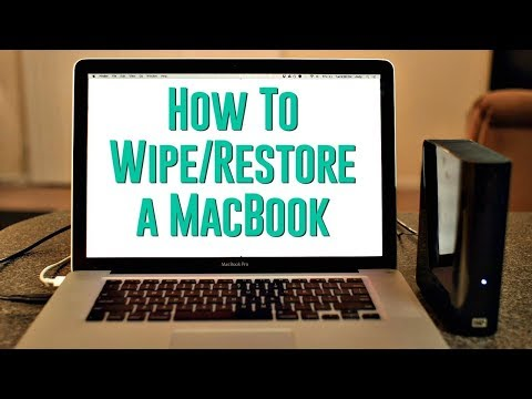 How to Wipe & Restore ANY Mac Device, TO MAKE IT LIKE NEW!!!
