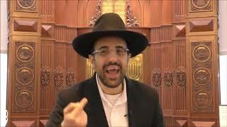 #x202b;הרב מאיר אליהו שליטא   בני ים   ויצא תשעט   ביהכנ״ס משכן יהודה#x202c;lrm;