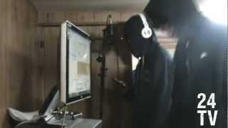 Pfb Knowlegde Bone -In studio Vlog Making of They Hatin