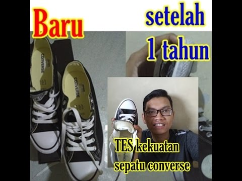 5e166dcb41b6 UNBOXING Converse All Star - Black White - Converse Original Shoes ...