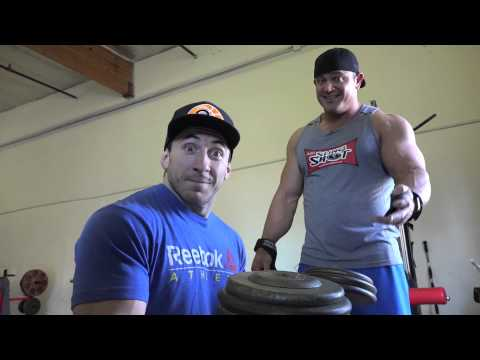 BUILD a BIGGER BENCH PRESS: Using Elbow Flare Correctly (Ft. Mark Bell)