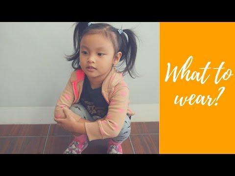 How to dress your toddler? I Eleina Beros