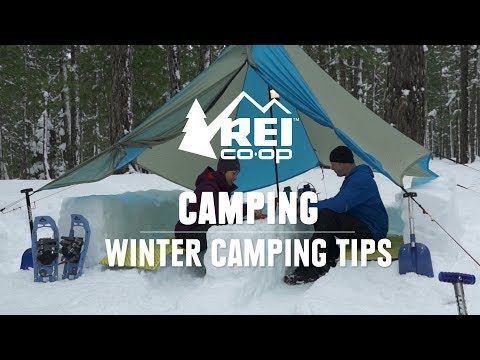 Winter Camping Tips    REI