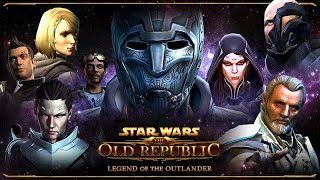STAR WARS: The Old Republic – The Movie – Episode III: Legend of the Outlander 【Sith Inquisitor】