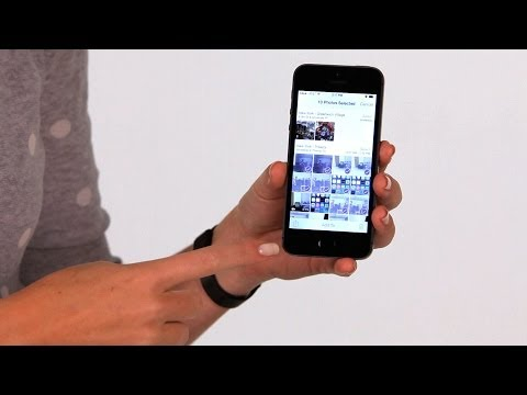Attach Multiple Images to Email or Text | iPhone Tips