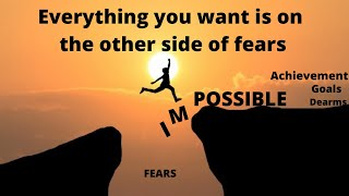 23 Inspirational Quotes that Help You in Facing Your Fears   Overcoming Fear Quotes