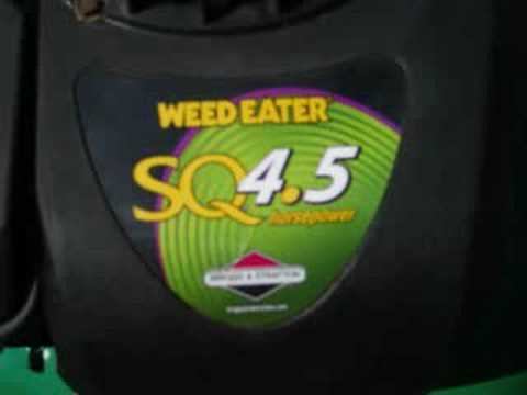 My Weed eater 21