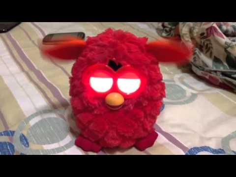 Furby : sleeping