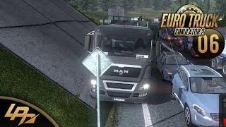 EURO TRUCK SIMULATOR 2 Part 6 (FullHD) - Fast and Furious 7 / Lets Play Euro Truck Simulator 2