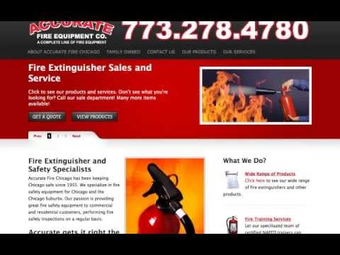 Fire Extinguisher Inspection - 773 278 4780