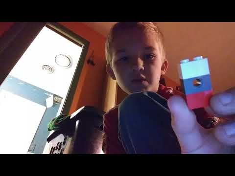 How to make a lego scope for your nerf gun