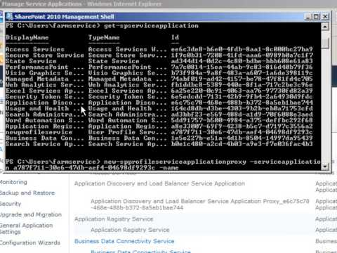 database attach to ssp